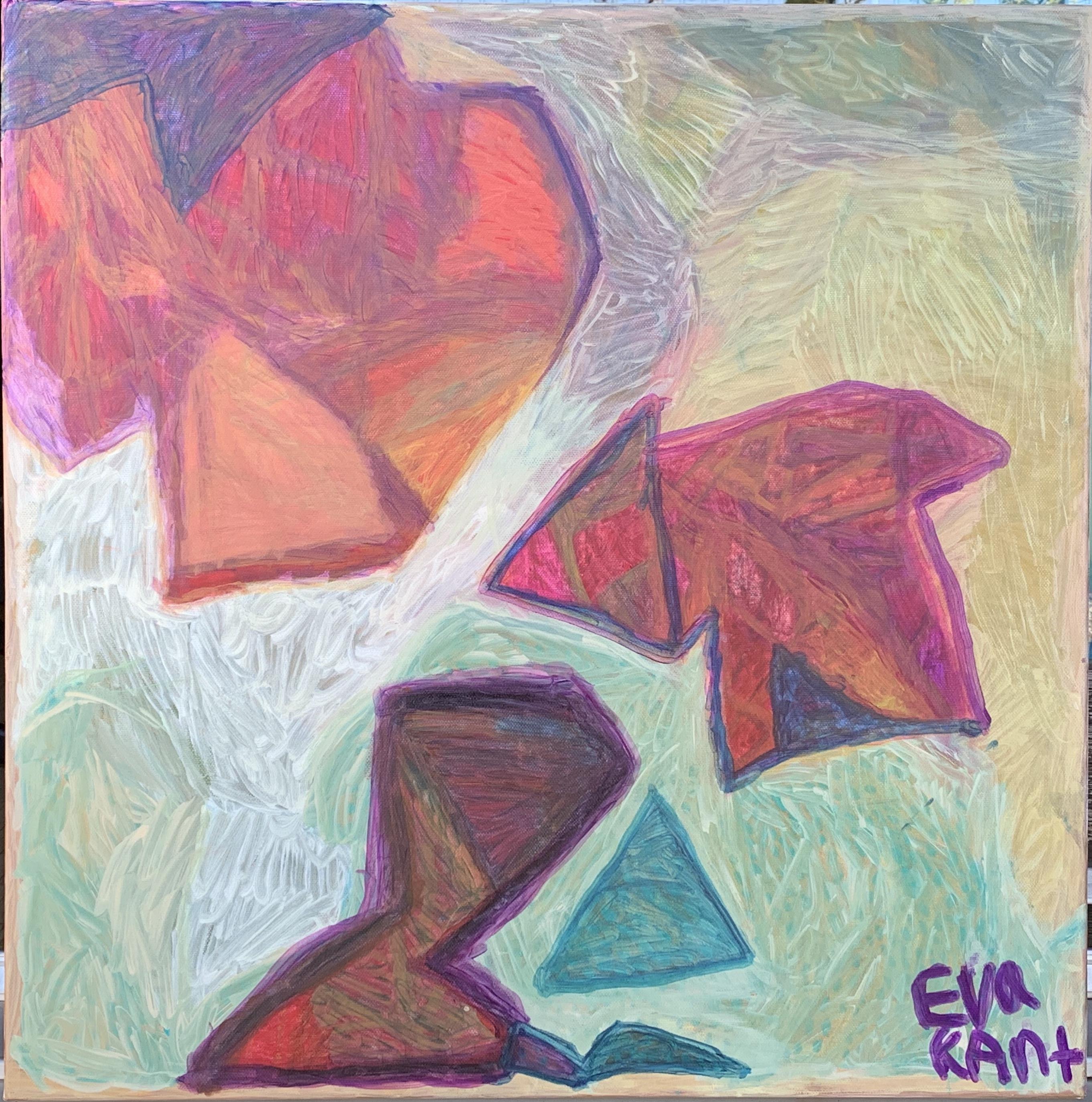 Géometrie-superposée © Eva M Kant